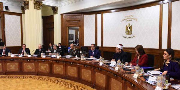 مجلس الوزراء يوافق علي تخصيص أرض لاقامة لوحة توزيع كهرباء بالضبعة