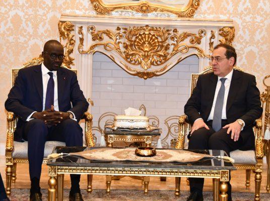 الملا : البترول والغاز سيكون لهما دوراً مهماً  فى تحقيق المنافع المشتركة لدول قارة افريقيا