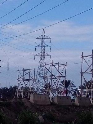 بتكلفة أكثر من مليار جنيه .. الوادي الجديد تستعد لإطلاق التيار الكهربي بخط العوينات - بلاط .. والزملوط يدعو شاكر لحضور افتتاح المشروع