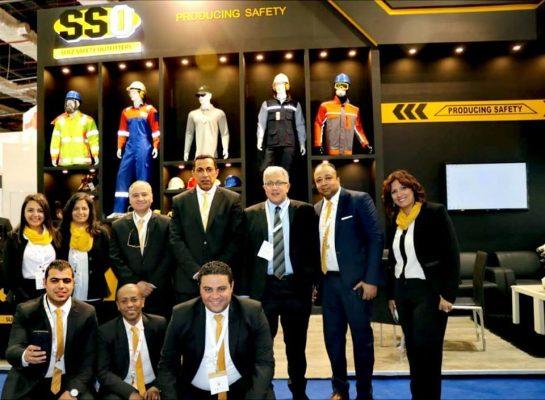 المهندس محمد صادق من معرض ايجبس : السويس لمهمات السلامة المهنية حققت أرباحاً هذا العام لأول مرة بعد 8 سنوات