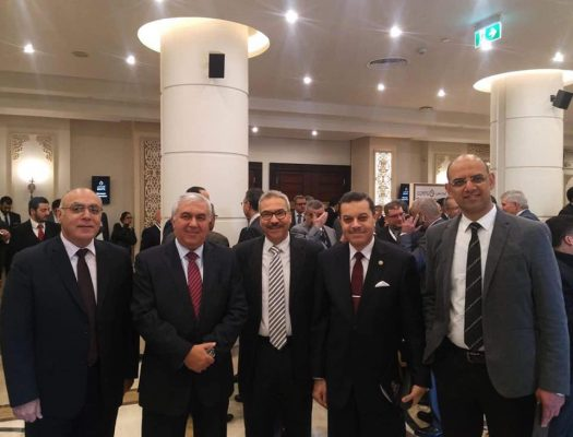 بترول أبو قير تشارك في فعاليات معرض ومؤتمر اجيبس 2019
