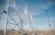 بالصور .. ميجا للانشاءات والصناعة تحقق انجازات فى خطوط ربط وكابلات مزرعة رياح RGWA بجبل الزيت