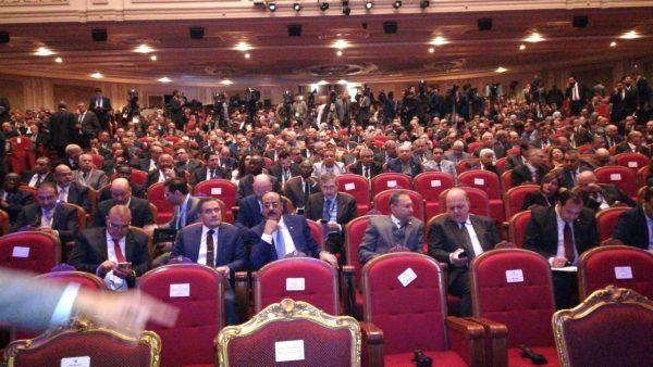 بالصور .. بدء الاستعدادات لإنطلاق مؤتمر ايجبس 2019 بحضور رئيس الوزراء ووزير البترول ورؤساء الشركات