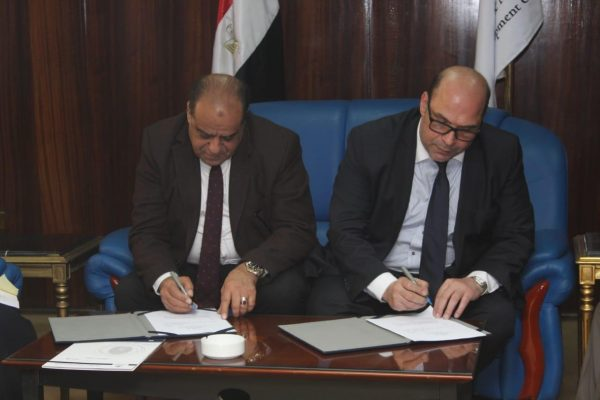 المحاريث والهندسة توقع بروتوكول تعاون لإعادة الهيكلة الإدارية مع مركز إعداد القادة