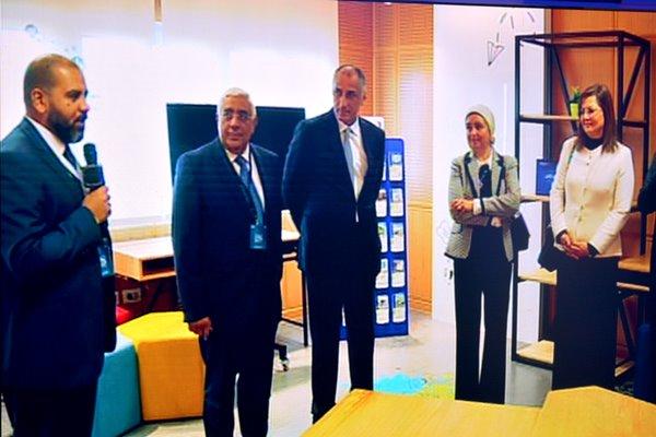 برعاية البنك المركزي المصري وجامعة النيل الاهلية ..المصرف المتحد يشارك في مبادرة