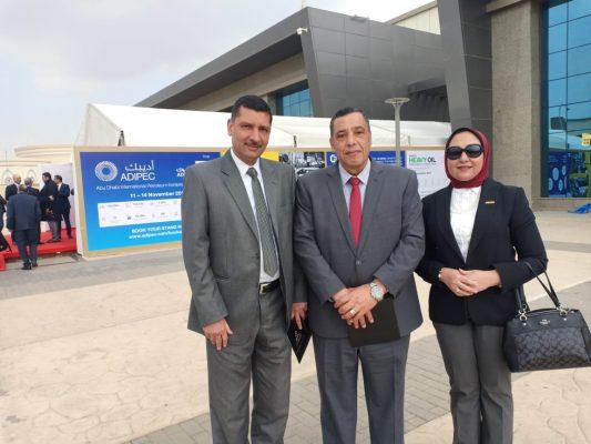 حضور متميز لشركة أنربك داخل مؤتمر مصر الدولي للبترول إيجبس 2019
