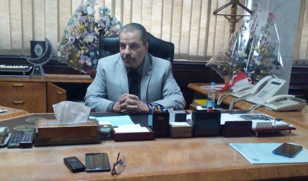 حملة مكثفة بجميع قطاعات مصر الوسطى للتوزيع بقيادة