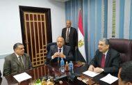 بالصور .. وزير الكهرباء يتفقد منظومة العدادات مسبوقة الدفع خلال زيارته لشركة مصر العليا لتوزيع الكهرباء