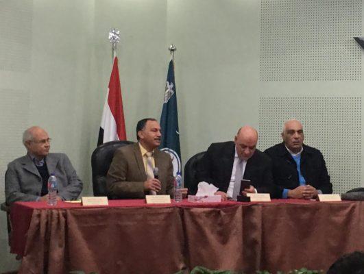 البترول تنظم ورشة عمل بمجمع الاسكندرية حول كيفية تطبيق منظومة السلامة المهنية بالشركات