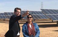 فودافون مصر تتجه بنسبة 100% للطاقة المتجددة بـ2025 وتعلن بدء بناء محطة للطاقة الشمسية