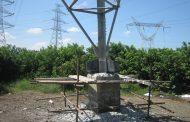 بالصور .. State grid الصينية تبدأ اجراءات اصلاح خط غرب البرلس - سمنود و