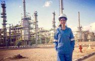 سارة منصور مهندسة تحكم بشركة جاسكو تفوز بجائزة