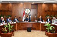 الملا يعقد اجتماعاً موسعاً مع رؤساء ومديرى كبريات شركات البترول العالمية العاملة فى مصر لمتابعة تقدم تنفيذ برنامج اعداد وتأهيل القيادات الشابة والمتوسطة