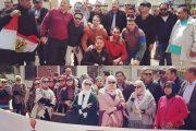 انابيب البترول تشارك في استفتاء التعديلات الدستورية بجميع محافظات مصر