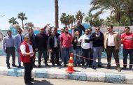 بقيادة صادق .. مشاركة ايجابية من العاملين بشركة السويس لمشتقات الميثانول في الاستفتاء الدستوري