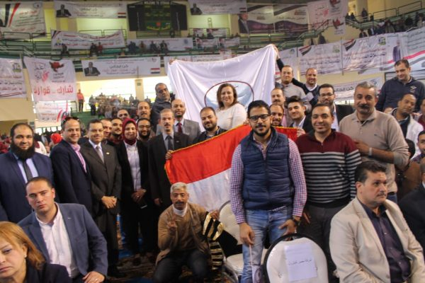 بترول أبو قير تشارك في المؤتمر العمالي بالاسكندرية لمناقشة التعديلات الدستورية