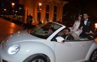 بالصور .. رئيس شركة بترومنت يحتفل بزفاف نجلته وسط حضور من قيادات قطاع البترول