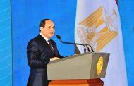نص كلمة الرئيس السيسي بمناسبة الاحتفال بعيد العمال