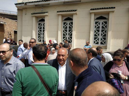 بالصور .. قيادات وزارة الكهرباء والعاملين يحتشدون لتأييد التعديلات الدستورية