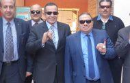رئيس شركة مصر للبترول يُدلي بصوته في الاستفتاء الدستوري