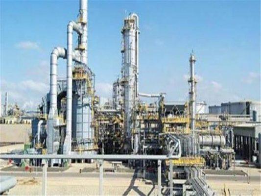 مسئول : نسبة تنفيذ مشروع المصرية للتكرير بلغ 99.65% وتشغيل وحدة التكسير الهيدروجيني منتصف مايو المقبل