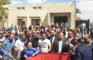 تحت رعاية المهندس محمد عبد الله .. حشود غفيرة من العاملين بشركة النصر للبترول للمشاركة في الاستفتاء الدستوري