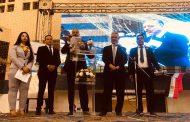 بالصور .. بدء فعاليات مؤتمر نقابة البترول لدعم التعديلات الدستورية