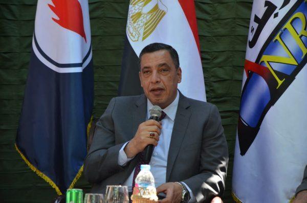 تحت رعاية الكيميائي محمد حسنين .. انربك تقيم مؤتمراً حاشداً للحديث حول اهمية التعديلات الدستورية