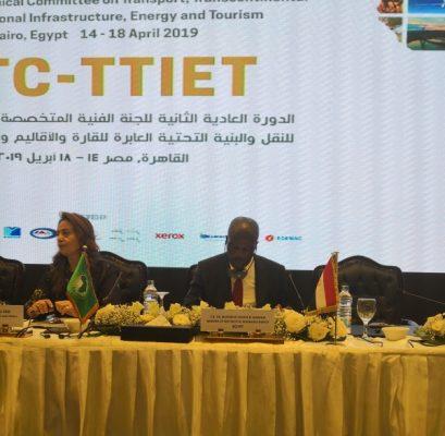 اللجنة الفنية للاتحاد الأفريقى للنقل تختتم دورتها العادية الثانية بالقاهرة