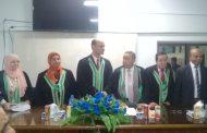 الباحث خالد حموده يحصل على درجة الدكتوراة من جامعة عين شمس بعنوان