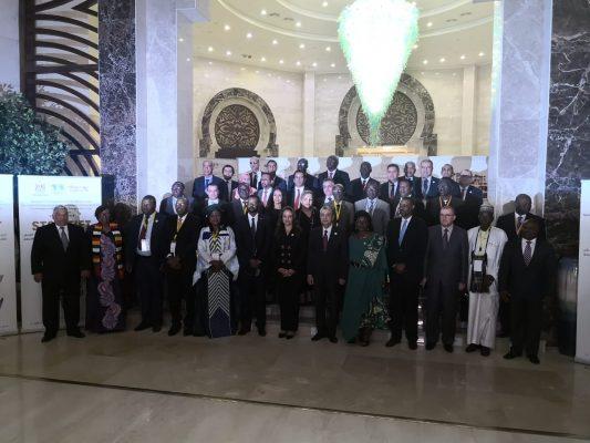 مصر تتسلم رئاسة الدورة الثانية للجنة الوزارية المتخصصة للاتحاد الافريقى للبنبة التحتية والطاقة والسياحة