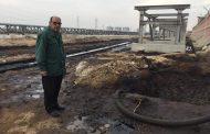 رئيسا ايبروم والعامرية يوجهان بسرعة ايجاد الحلول ومواجهة المخاطر لمنطقة الملوثات البترولية لمصر للبترول واكسون موبيل