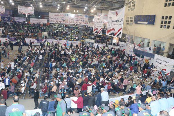 غـــاز مصـــر تدشن حملة توعية للمشاركة في الاستفتاء على التعديلات الدستورية
