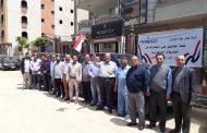 بقيادة بخيت .. العاملون بشركة شمال سيناء للبترول يواصلون المشاركة الايجابية في الاستفتاء الدستوري لليوم الثاني