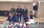 بحضور الملا .. توقيع بروتوكول تعاون بين غاز القاهرة والعاصمة الادارية لتنفيذ خط غاز طبيعى للحى الحكومى بتكلفة 31.5 مليون جنيه