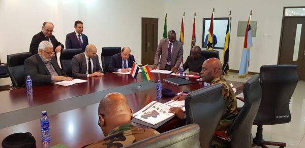 عاجل ... Apex TDF توقع مع دولة غانا وشركاء مصريين مذكرتى تفاهم لتطوير قطاعات الصحة والنقل والصناعة والبناء بالجارة الافريقية