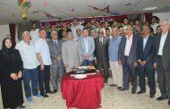بترول أسيوط يحتفل بصعود الفريق الأول لكرة القدم للدوري الممتاز