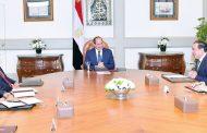 السيسي يبحث تطوير أنشطة نوبل إنرجي الأمريكية في مصر