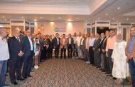 تحت رعاية المهندس ياسر صلاح الدين وبحضور قيادات الشركة السابقين .. جاسكو تنظم حفل افطار للعاملين بالشركة