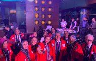 خاص : صور مراسم احتفال ميتسوبيشى هيتاشى بارتداء الزى اليابانى بعد افطار رمضان ابتهاجا بافتتاح مشروع تطوير محطة شمال القاهرة