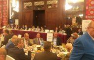 بالصور .. أبرز قيادات الكهرباء والصناعة ورجال الأعمال يحضرون حفل إفطار الماكو على شرف بسيم يوسف