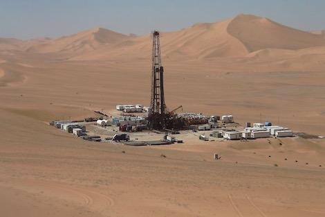 الجزائر تكتشف حقل غاز جديد جنوب غرب البلاد