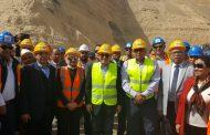الملا يشهد غداً توقيع اتفاقية بين فوسفات مصر وهيئة الثروة المعدنية لاستغلال خام ابو طرطور لمدة 25 عاما