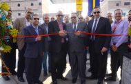 رئيس شركة مصر للبترول يفتتح محطة تموين ابيس بالاسكندرية علي مساحة 1056 متر