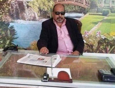 عاجل ..مصرع رئيس قسم بمحطة كهرباء عتاقة وطبيب فى حادث بطريق دمياط