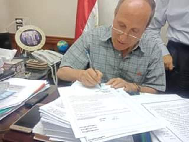 ترقية سعد الدين مديراً عاماً للسلامة بقطاع شبكات العاشر من رمضان وسليمان للمراجعة الداخلية بديوان عام شركة القناة للتوزيع