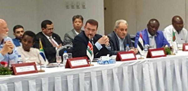 نقابة المهندسين المصرية تفوز رسمياً برئاسة مجموعة شمال افريقيا باتحاد المنظمات الهندسية الافريقية