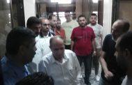 رئيس القناة لتوزيع الكهرباء يهنئ العاملين بمناسبه عيد الفطر المبارك