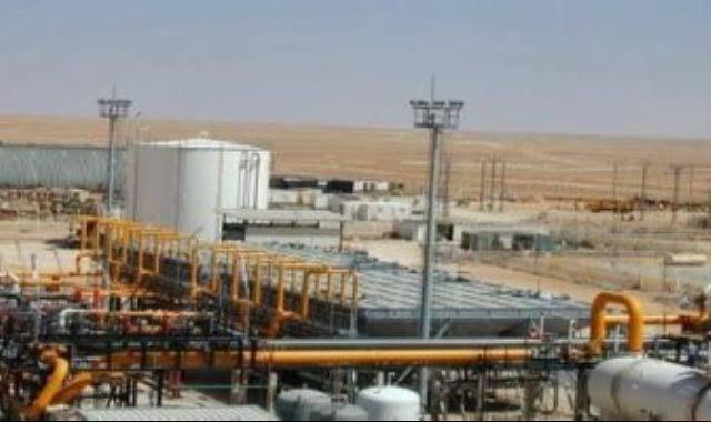 عاجل .. انباء عن وقوع حريق بمصنع إسالة الغاز بأدكو