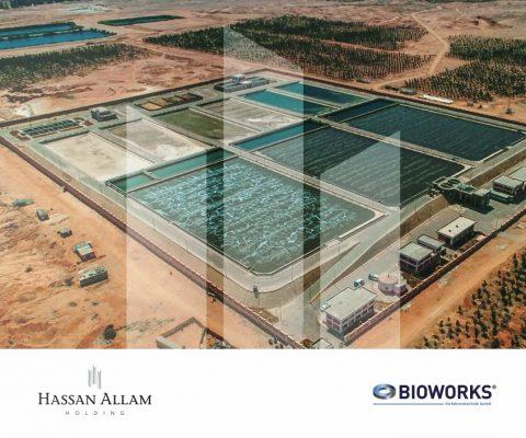 حسن علام القابضة تستحوذ على حصة الأغلبية في شركة معالجة المياه الأوروبية Bioworks AG